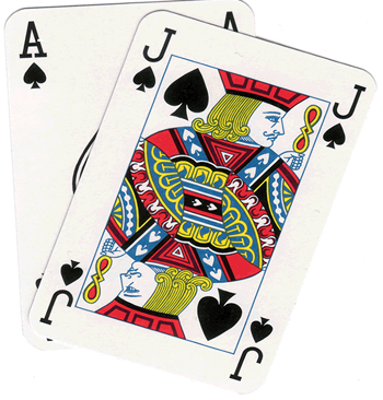blackjack e table games